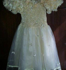 Платье 3-6 лет