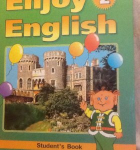 Enjoy English 2
