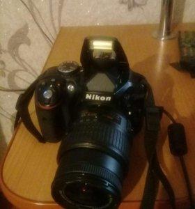 Фотокамера Nikon D3300