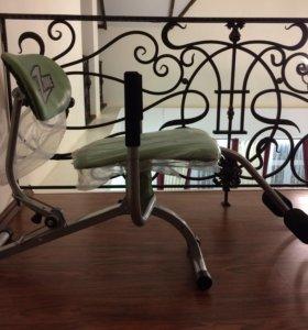 Кресло для ленивых  Качаем пресс Упругий живот