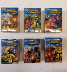 Lego Super Heroes 2 in 1
