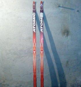 Беговые лыжи Atomic Pro Combi