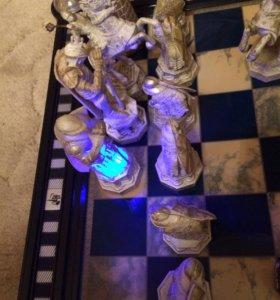 """Полное собрание шахмат """"Гарри Поттер"""""""