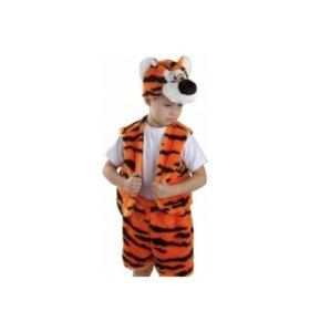 Костюм тигра