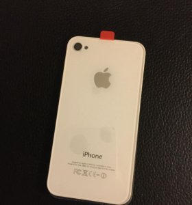 Задняя крышка от iPhone 4