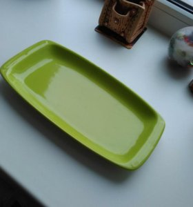 Новая тарелка