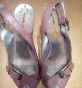 Босоножки +ботиночки