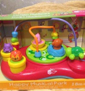 Play Go happy musical park игрушка новая