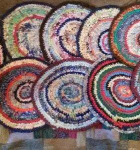 Продам коврики  для  дома и дачи.