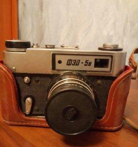 """Фотоаппарат """"музейная редкость"""""""