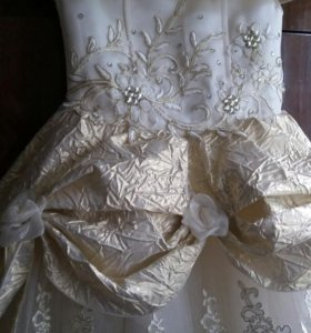 Платье 3-6лет.