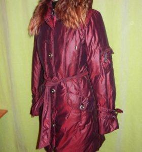 Продам пальто весенне-зимнее.