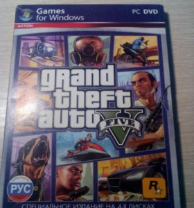 Grand Theft Auto 5(five) (на ПК)