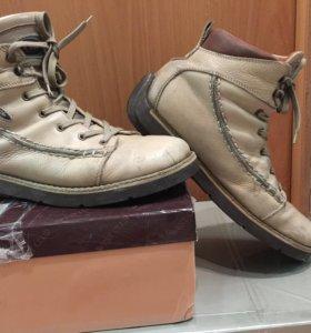 Удобные ботиночки 40р.