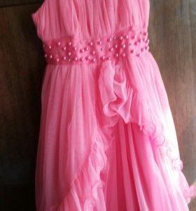 Платье 4-7 лет