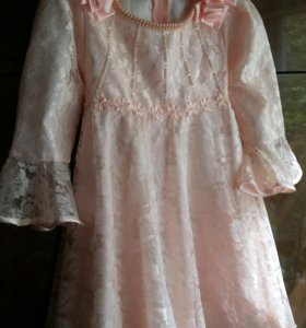 Платье3-6лет