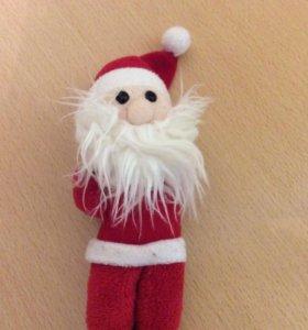 Игрушка для детей, Дед Мороз, подарок на Новый Год