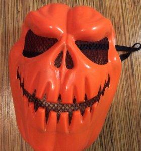 Маска на Halloween