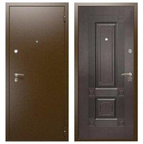 Двери входные металлические от простых до илитных