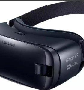 Очки виртуальной реальности SAMSUNG New Gear VR (S