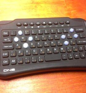 Клавиатура с тачпадом блютуз беспроводная