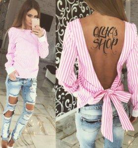 Очень красивая блузка/рубашка