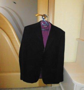 Пиджак+брюки+рубашка, 54_56 размер