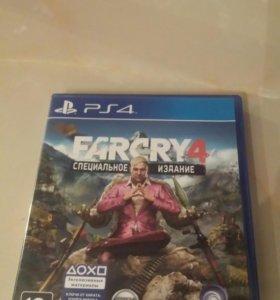 Игра FARCRY 4  на PS4