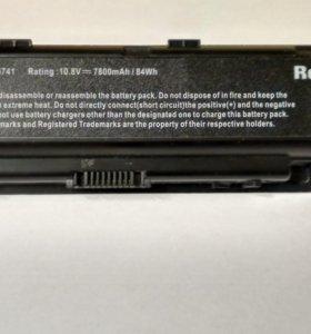 Аккумулятор для ноутбука 7800 mAh