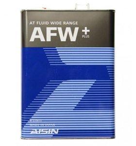 """трансмиссионное полусинтетическое AISIN """"ATF Wide"""