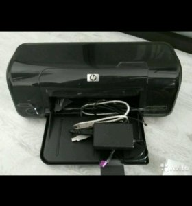 Струйный принтер HP Deskjet D1663