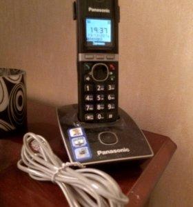 Телефон Panasonic с АОН