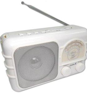 Радиоприемник с USB разъемом для флешки