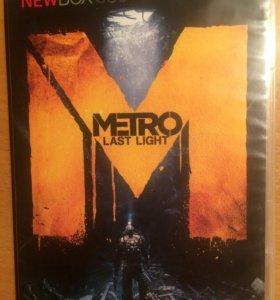"""Игра """"Metro last light"""" Xbox 360"""