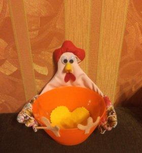 Курочки для пасхальных яиц