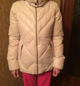 Новая куртка зима
