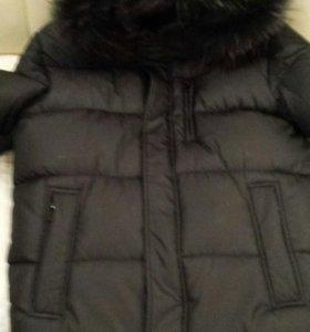 Куртка зимняя на подростка.
