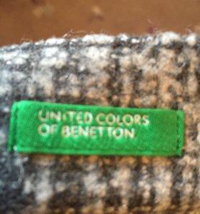 Новая юбка Benetton