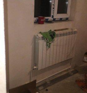 Отопление в Михайловке