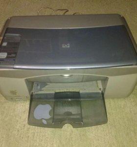 Принтер 3 в 1 hp