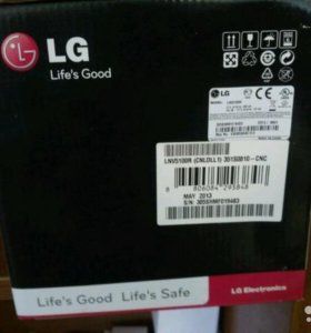Новая LG LVN5100R IP камера уличная купольная ик