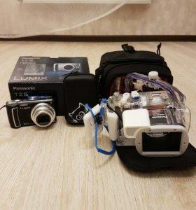 Цифровой фотоаппарат Panasonic Lumix DMS-TZ5