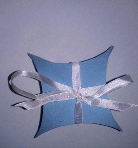 Коробочка из картона