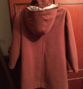 Пальто новое сшитое на заказ!