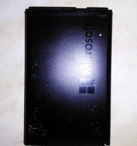 Аккумулятор от Microsoft