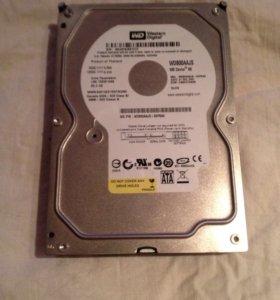 Жёсткий диск на 80 Гб