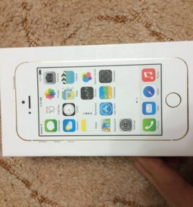 Айфон 5s gold 16G