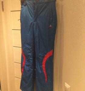 Горнолыжные штаны на лямках