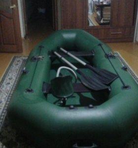 """Лодка надувная ПВХ """"Нептун 280"""""""