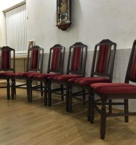 Продам 6 стульев(цена за 1 стул)